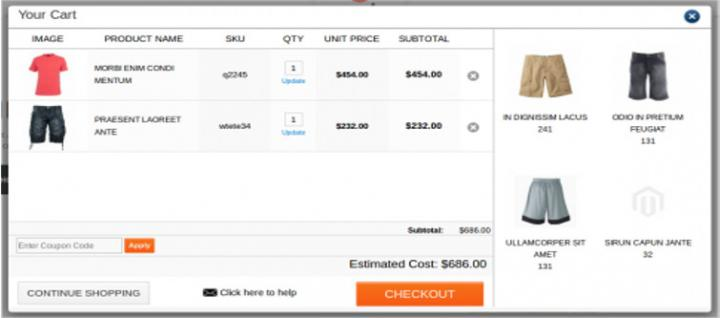 simple checkout extension for getting higher sales and conversions | knowband